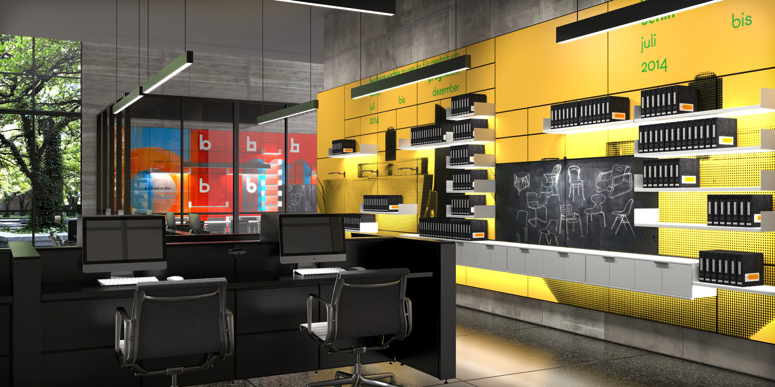 System 1224 Office with Magnetics